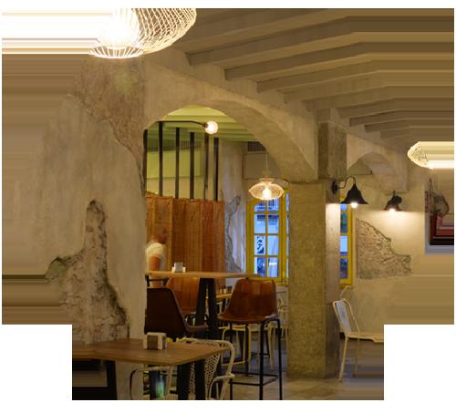 Diseño de interiores para locales, tiendas, restaurantes en Granada